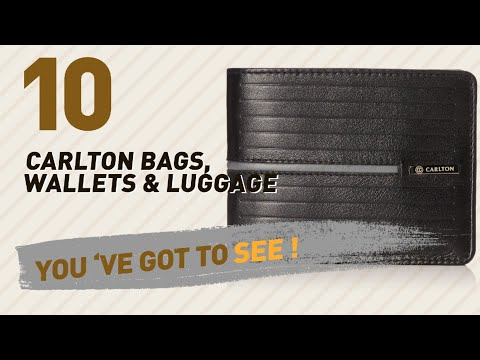 Carlton Bags, Wallets & Luggage Collection // Amazon India 2017 Best Sellers