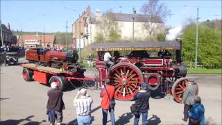 Great North Steam Fair Beamish 8 April 2017