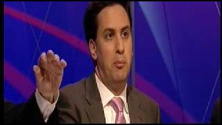 Question Time David Laws Ed Miliband Michael Gove and Nigel Farage oh and Amnesty AGAIN.AVI