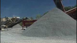 Video still for Extec Fintec Cone Aggregate