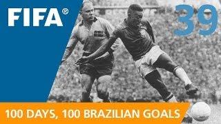 100 Great Brazilian Goals: #39 Pele (Sweden 1958)
