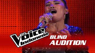 """Imelda Tambunan """"Mengapa"""" I The Blind Audition I The Voice Indonesia 2016"""