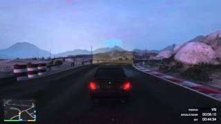 Grand Theft Auto V Benefactor Schafter V12 (Gepanzert)Stock-Car-Rennen #1