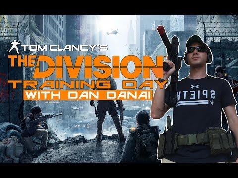 (Thai) The Division Training Day - Day 1 กับ แดน ดนัย