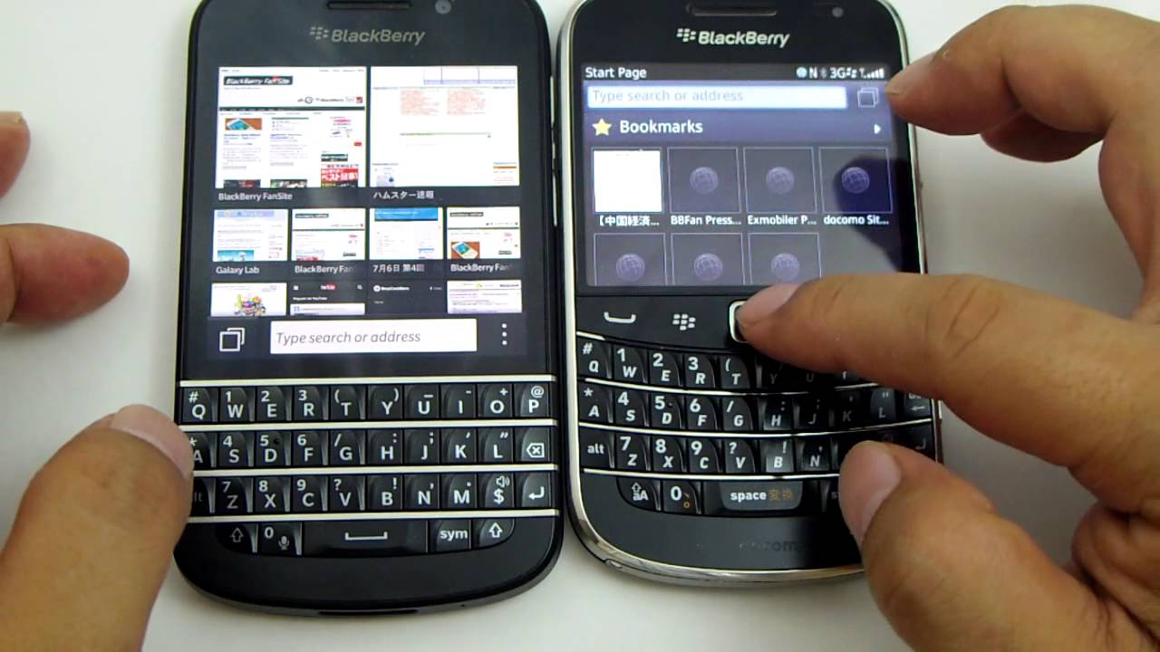 Blackberry q10 vs bold9900 youtube ccuart Choice Image