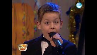 Kleines Talent rockt! - TV total classic