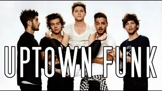 One Direction   Uptown funk