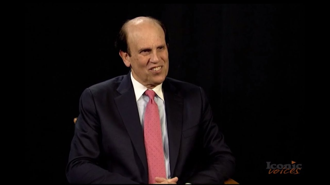 Mike Milken's Journey: Healthy, Wealthy, Wise - YouTube