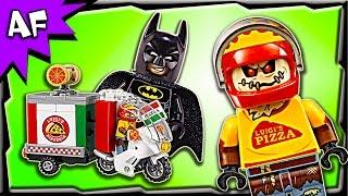 Lego Batman Movie SCARECROW Special Delivery 70910 Speed Build