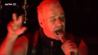 Rammstein - Mein Herz Brennt (Piano Version) - Hurricane Festival 2013 - Proshot