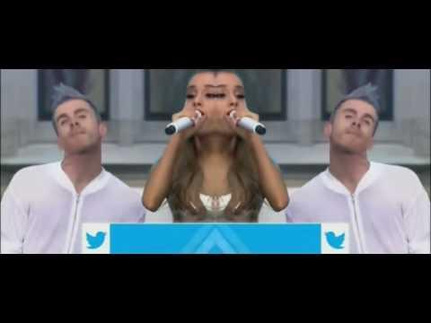 """Ariana Grande PERFECT Vocals in """"Break Free"""""""
