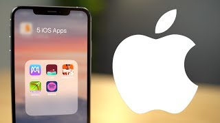 5 iOS Apps Worth Checking Out - August 2019