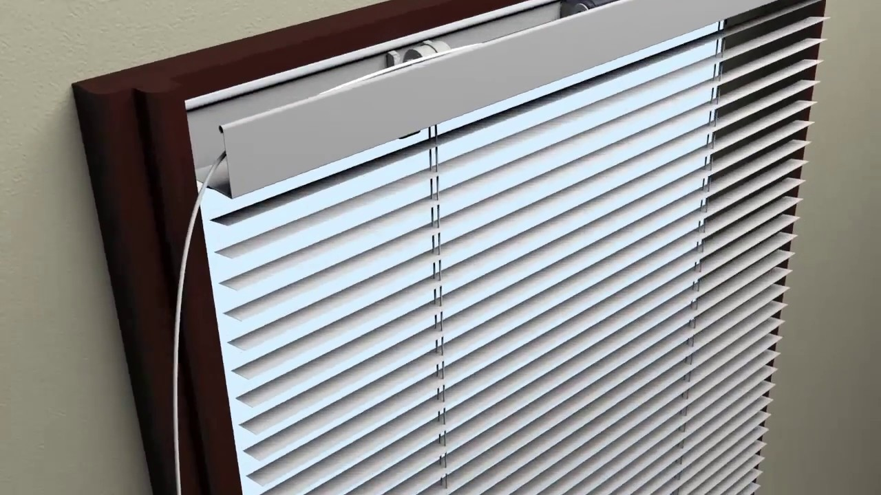E Screen Blinds Iblinds Make Existing Window Blinds Smart Indiegogo