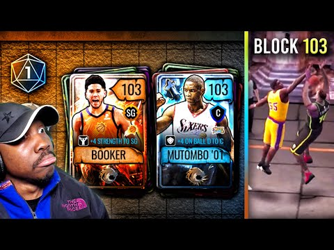 DUNGEONS & BASKETBALL GAMEPLAY PACK OPENING! NBA Live Mobile 20 Season 4 Ep. 61