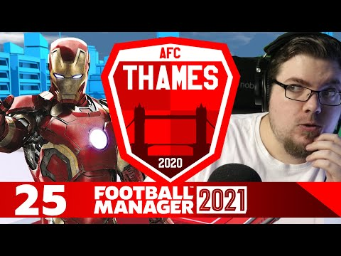 Thames | 25 | I COULD BE IRON MAN | Football Manager 2021