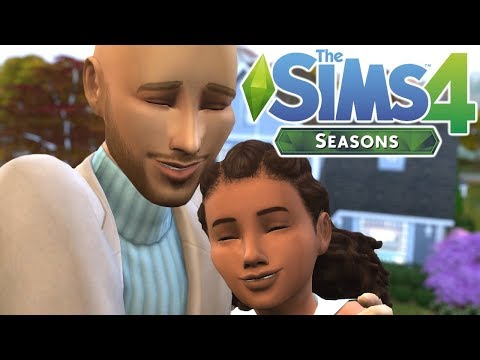 SHE'S GONE - The Sims 4: Seasons Let's Play | Episode 25 thumbnail