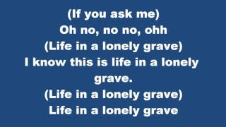 Tad Morose - Life in a Lonely Grave - with lyrics