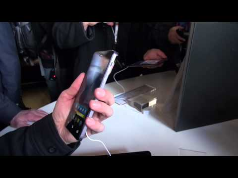 Asus Padfone Infinity Hands On - english