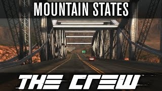 The Crew Beta | Mountain States - Grand Canyon (Free Roam)