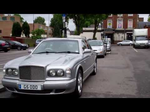 Bentley Arnage - For Sale