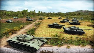 MASSIVE SOVIET INVASION CRUSHES NATO DEFENSE - Operation: Leonid 1990 | Wargame: Red Dragon Gameplay