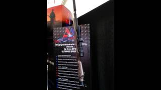 Air Arms S510 Ultimate Sport - Midland Game Fair 2013