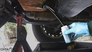 Fluid Changes (Oil, Diff Fluid, Transmission, Etc)