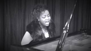 Run Cover by Portia Clark style of Leona Lewis