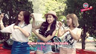 [HeartfxSubs] 150517 f(x) - Baskin Robbins I-Bing (Ice Cream Bingsoo) Song MV (eng)