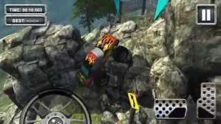 GraveDigger 4x4 Hill Climb 3D