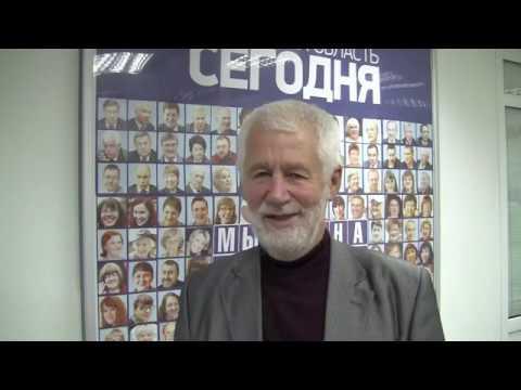 20-летие газеты: писатель Борис Тарасов