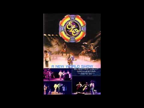 Electric Light Orchestra - Nightrider - Flint, MI. 3/16/19 2CD set