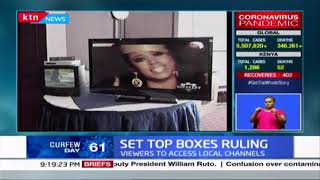 Set-top boxes ruling: Consumers to access free to air channels from pay-TV set-top boxes