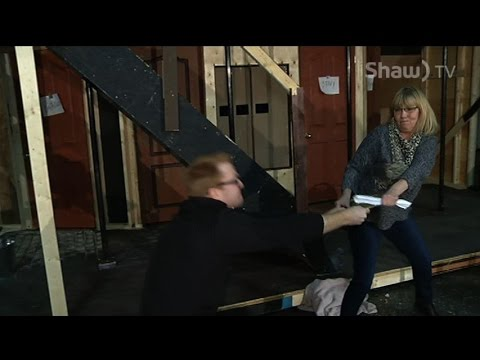 Medicine Hat Musical Theatre's Noises Off! - Actor Kenny Hunt