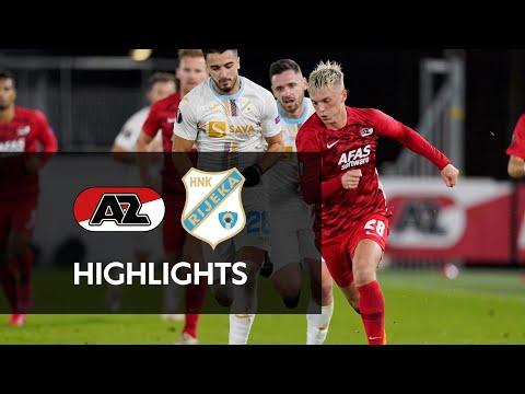 Full Highlights AZ - HNK Rijeka   Europa League