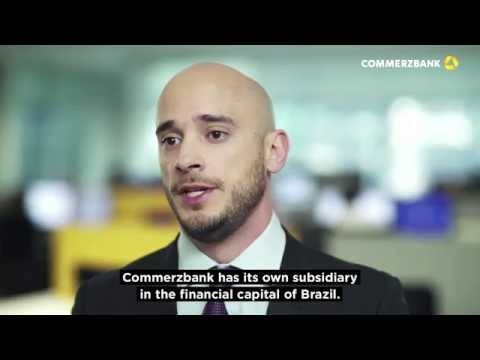Commerzbank TV spot - Export Financing