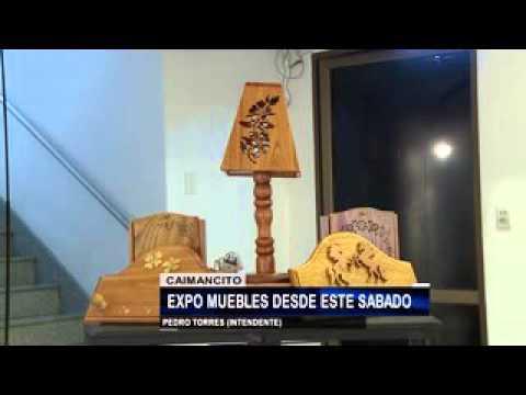 EXPO MUEBLES EN CAIMANCITO