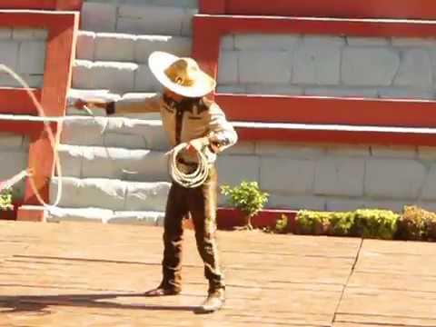 Amazing Lasso Dance at Mazatlan