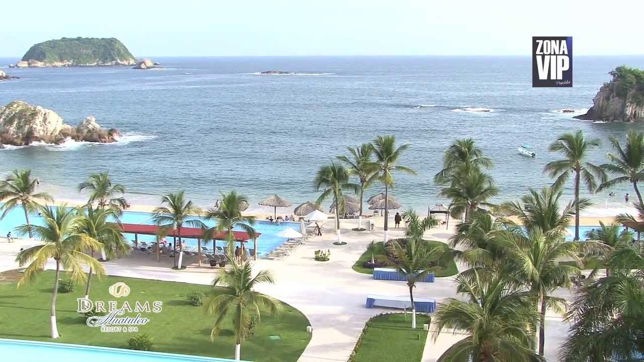 Hotel Dreams Resort And Spa Huatulco