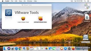 Fix Screen size macOS Sierra and High Sierra on VMWare 14