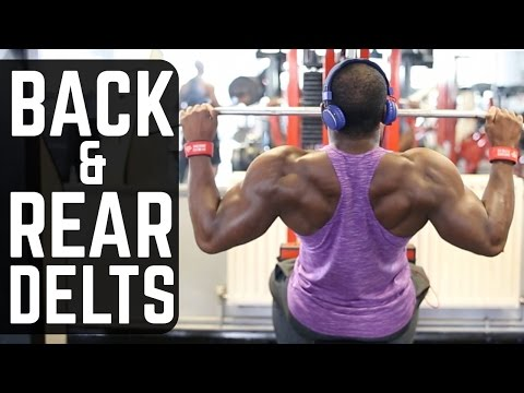 Back Routine For Mass