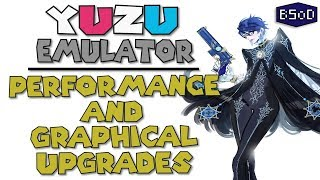 More Awesome Yuzu Progress | Improved Rendering and 3X Performance in Bayonetta 2 Video