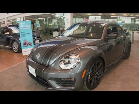 CUSTOM CARBON EDITION 2017 VW BEETLE 1.8T
