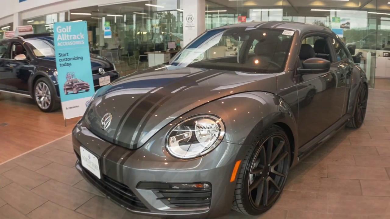 Custom Carbon Edition 2017 Vw Beetle 1 8t