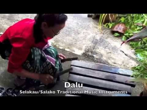 Selakau/Salako Traditional Music Instruments