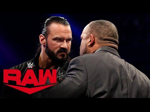Drew McIntyre Claymore Kicks MVP: Raw, Feb. 10, 2020