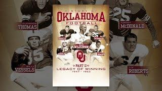 History of Oklahoma Football: Part II - Legacy of Winning 1947 - 1963