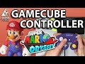 Playing Super Mario Odyssey With A GAMECUBE CONTROLLER (How To Use GameCube Controller On Switch)