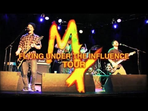 Monkeys In Space - Flying Under the Influence Tour (Full Documentary)