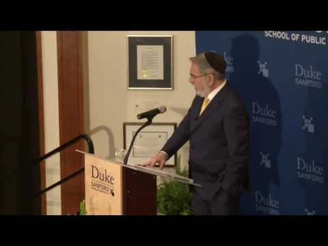 Rabbi Sacks on Political Correctness and Safe Spaces